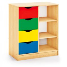Multi-activity storage unit with drawers and shelves. A series of birch laminate library furniture with wardrobe . Library Furniture, School Furniture, Kids Bedroom Furniture, Cheap Furniture, Rustic Furniture, Vintage Furniture, Furniture Design, Furniture Buyers, Smart Furniture