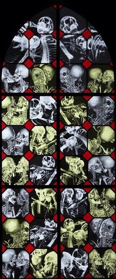 Thursday by Wim Delvoye (2008)