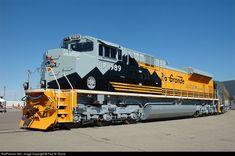 RailPictures.Net Photo: UP 1989 Union Pacific EMD SD70ACe at Denver, Colorado by Paul M. Rome