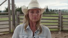 Amber Marshall as Amy Fleming in Heartland