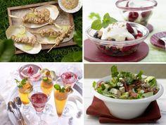 Nichts ist schöner als mit Freunden zu feiern - besonders im Sommer. Die besten Tipps, Rezepte und Ideen für Ihre Sommerparty bei EAT SMARTER!
