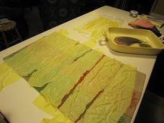 Annelle's Table: Pasta ready for Arugula Lasagna #IrresistiblyItalian