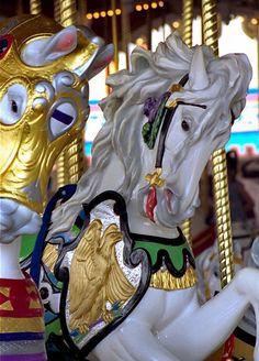 National Carousel Association - Cinderella's Golden Carrousel - PTC Jumper