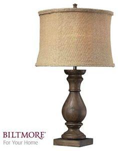 Dimond Pisgah Dark Oak Table Lamp - contemporary - table lamps - Littman Bros Lighting