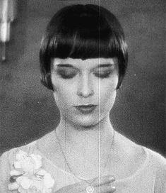 """bettesdavis: """" Louise Brooks in Diary of a Lost Girl (1929) """""""