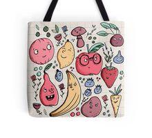 'Fruits are friends' Grafik T-Shirt von Tessa Rath