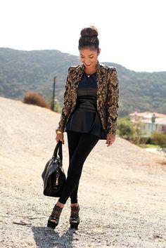 #Blogger #Fashion #DulceCandy those shoes thoooo