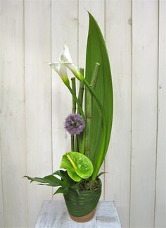 Composition de fleurs 1906-1 Fleuriste Abaca