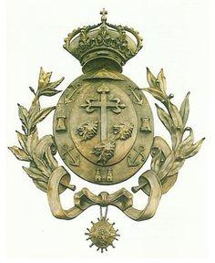 Las tres cabezas de león en el escudo de armas de la Muy Leal, Noble, Invicta, Fiel y Muy Benéfica Ciudad de Santa Cruz de Santiago de Tenerife