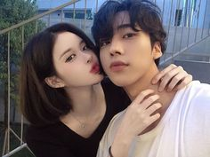 Couple Poses Reference, Human Poses Reference, Couple Posing, Couple Photos, Korean Ulzzang, Uzzlang Girl, Korean Couple, Ulzzang Couple, Sweet Couple