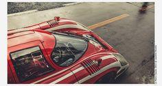 Red 917 Porsche