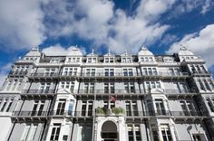 The Ampersand Hotel in South Kensington is a Luxurious 5 star boutique hotel in London. Book Direct Today and Save on your London Break! Ampersand Hotel, Kensington Hotel, Kensington London, Musical London, Beste Hotels, London Hotels, Beautiful Hotels, A Boutique, Boutique Hotels