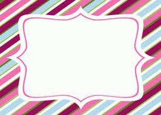 free sweet table printables - Buscar con Google