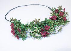 Coronas de flores personalizadas. Custom Flower crowns