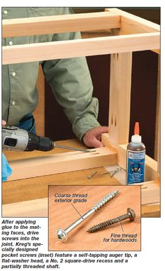 How to Use Pocket Hole Jig | Easy Woodworking | Joinery | Kreg Jig | HANDY Magazine