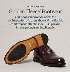 Introducing Golden Fleece® Footwear - Shop Golden Fleece® Footwear
