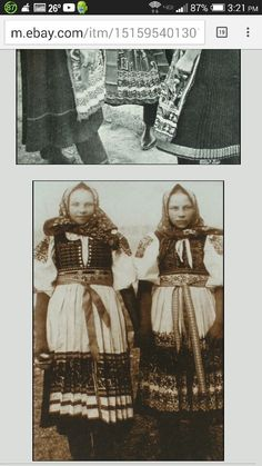Trencin, Slovakia Traditional Dresses, Folk Art, Clothing, Clothes, Outfit, Vestidos, Outfits
