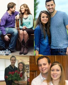"Who was your favorite ""duggar courting couple"" #countingon Counting on will be returning this summer -be sure to catch Jinger and her courtship with Jeremy on #countingon"