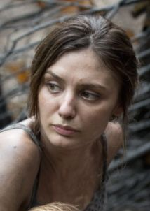 """First Appearance: """"Always Accountable"""" S6E6 ~ Honey (Savior & Dwight's Wife) ~ The Walking Dead"""