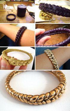 Wax carving: bracelet - scolpire un bracciale nella cera
