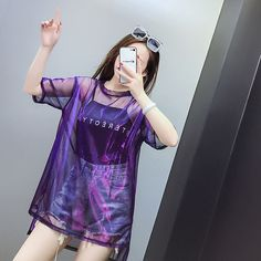 Cheap T-Shirts, Buy Directly from China Suppliers: 2018 .- Cheap T-Shirts, Buy Directly from China Suppliers: 2018 Harajuku Women T-Shirts 2 … – - Kpop Fashion Outfits, Girls Fashion Clothes, Ulzzang Fashion, Edgy Outfits, Korean Outfits, Mode Outfits, Cute Casual Outfits, Pretty Outfits, Korean Fashion