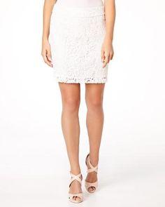 RW&co Short lace skirt