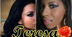 Make Tube|Maquiagem Inspirada na Teresa da novela Teresa do SBT