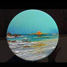 oilpainting in metal surface Surfboard, Globe, My Arts, Surface, Metal, Speech Balloon, Surfboards, Metals, Surfboard Table
