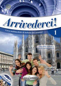 #Learning #Italian - ללמוד איטלקית: לימודי איטלקית למלווי קבוצות לאיטליה - Arrivederci, Ed. #Edilingua http://www.otzarmilim.com/kursim-safot.html