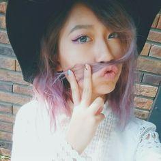 Love #purplehair