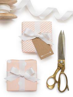 Arrow Gift Tag   Sugar Paper Los Angeles