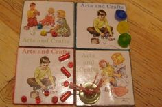 Dick and Jane inchies