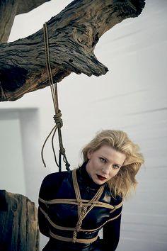 Cate Blanchett for 032C Magzine, 2013
