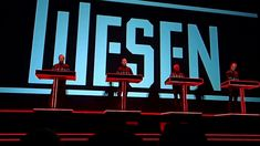 Kraftwerk concert in St. Petersburg  #Kraftwerk3D #Kraftwerk #KraftwerkSPb #thecatalogue The Man Machine, Concert, Futurism, Germany, Concerts