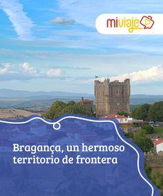Bragança, un hermoso territorio de frontera  #Bragança es una bella ciudad. Una ciudad #medieval situada a un paso de la frontera entre #Portugal y España. Pasear por ella es como retroceder en el #tiempo. #Destinos