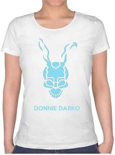 Donnie Darko 01 Kendin Tasarla - Bayan U Yaka Tişört