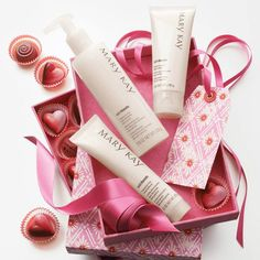 Pamper your sweetheart this Valentine's Day with the perfect gifts from Mary Kay! www.marykay.com/nreece