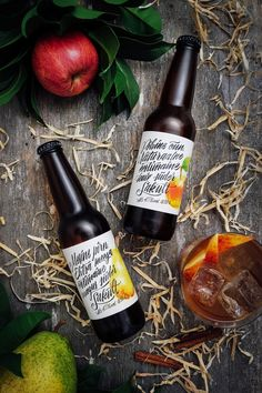 This cider is like no other! With the goal to create a brand that went  against the mainstream,KOORcreated packaging that is not only pleasant to  look at but has become a collector's item with a unique approach to cider  label design.