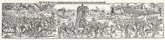 Artist: Schoen, Erhard, Title: Die Verwüstungen durch die Türken, Date: 1532