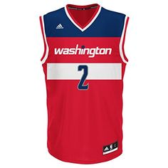 8e9ca2f9823 NBA Washington Wizards John Wall Road Replica Jersey Red XLarge * Click on  the image for additional details.