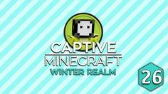 Link perdido en Captive Minecraft IV | Una vuelta más y vomito! #26