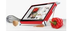 Tablet QOOQ - interaktywny pomocnik kuchenny