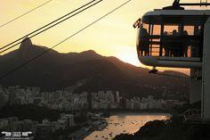 Bondinho do Pão de Açúcar / Sugar Loaf aerial tramway - Rio de Janeiro | por Site Cidade do Rio
