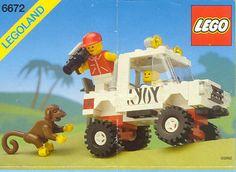 Safari Off-Road Vehicle