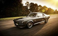 Shelby Mustang GT500 | Car pictures | Desktop wallpaper