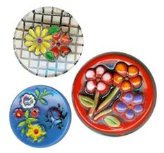 Very interesting write up on the History of Bohemian glass buttons - Bead Magazine