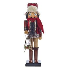 Kurt Adler 15 Wooden Woodsman Nutcracker *** Check out the image by visiting the link.