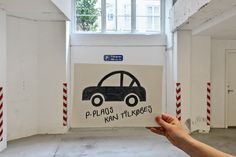 Get your own parkingspace with this apartment! And in the center of Copenhagen!