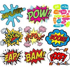 Here is a video of Onomatopoeia!, These are examples of s... - ThingLink