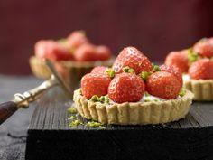 Kochbuch-Cover für Erdbeer-Rezepte
